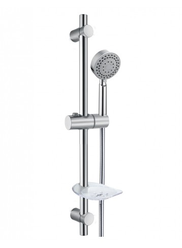 Acolia Shower Set with 3 function ABS hand shower & Sliding rail