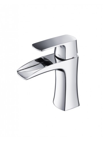 Moselle Single Lever Basin Mixer