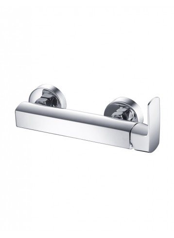 Moselle Wall Mounted Single Lever Shower Mixer without Shower Kit