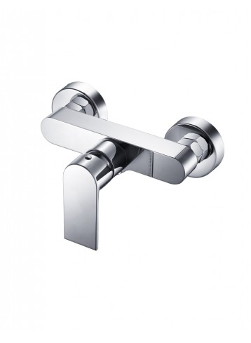 Wendland Wall Mounted Single Lever Shower Mixer without Shower Kit