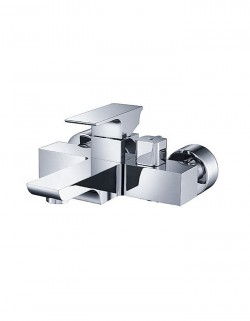 Jovian Wall-mounted Single-lever Bath Shower Mixer without Hand Shower Kit