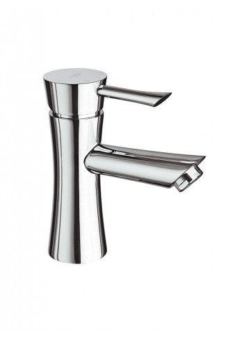 Konvex Lavatory faucet with pop-up waste