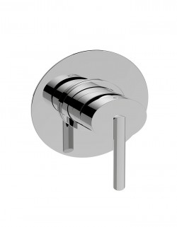 Ovaline Built-in shower mixer
