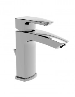 Studio Lavatory faucet with pop-up waste